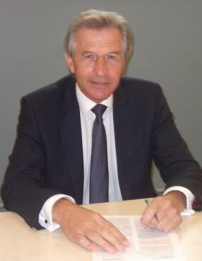 Mr Michael Breen, Headmaster
